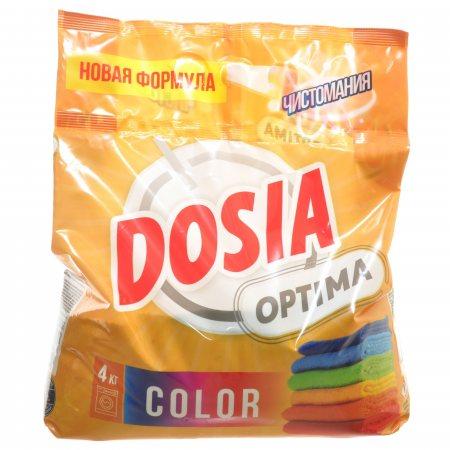 Стиральный порошок DOSIA Optima Автомат Color 4кг