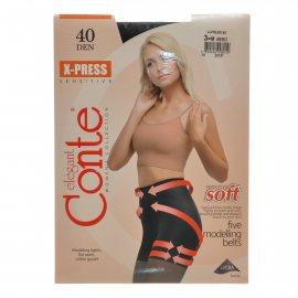 Колготки CONTE X-Press 40 р.3 Nero