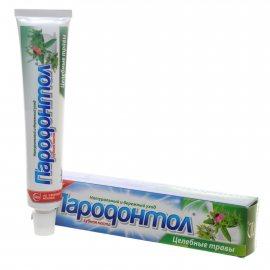 Зубная паста ПАРОДОНТОЛ Целебные травы 63г