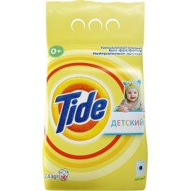 Стиральный порошок TIDE Автомат для чувствительной и детской кожи 2.40кг