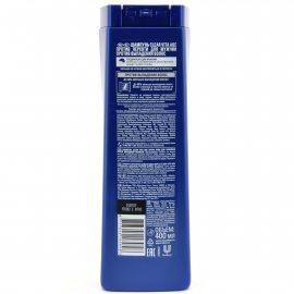 Шампунь для волос CLEAR vita ABE Men против перхоти Защита от выпадения волос для ослабленных 400мл