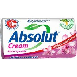 Крем-мыло ABSOLUT Cream Дикая орхидея Летн.настр. 90г