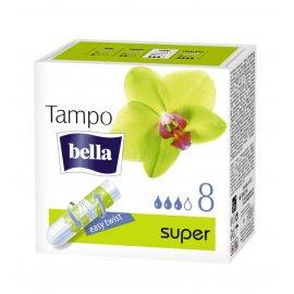 Тампоны BELLA Premium Comfort 8шт Super б/аппл.