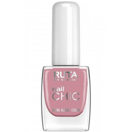 Лак для ногтей Рута Nail Chic №08 Теплый кашемир 0.50мл