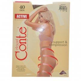 Колготки CONTE Active 006 40 р.3 Bronz/Бронза