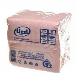 Салфетки бумажные LIZZI 100шт Тонированные