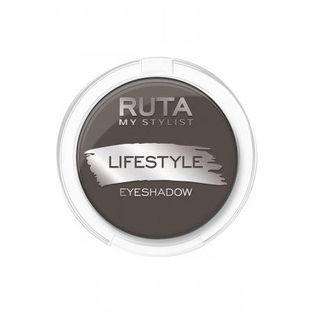 Тени Рута LifeStyle Компактные одноцветные №12 Шоколадный мокко 3.30г
