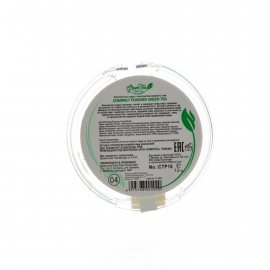 Пудра TRIUMPF Compact Powder Green Tea Компактная №04 Натуральный бежевый