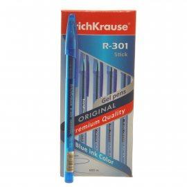 Ручка ER.KRAUSE Гелевая Синяя Original 0.5мм R-301