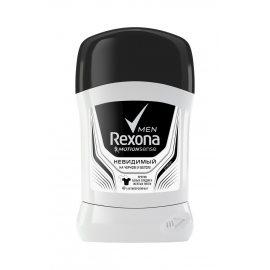 Антиперспирант REXONA Men V мужской стик Невидимый на черном и белом 50мл