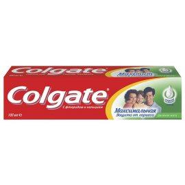 Зубная паста COLGATE Cavity Protection Двойная мята 100мл