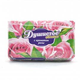 Мыло туалетное ДУШИСТОЕ ОБЛАКО С ароматом розы 90г