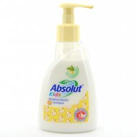 Мыло жидкое ABSOLUT Kids Антибактериальное Календула 250г