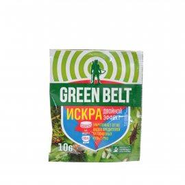 Инсектицид GREEN BELT Таблетка от насекомых-вредителей ИСКРА Двойной эффект 10г