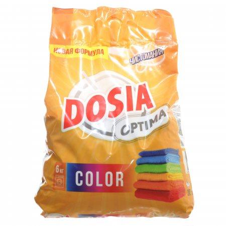 Стиральный порошок DOSIA Optima Автомат Color 6кг
