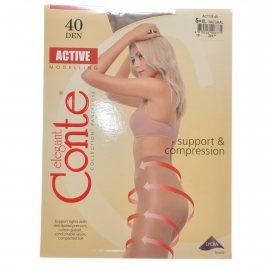 Колготки CONTE Active 006 40 р.5 Natural/Натур.