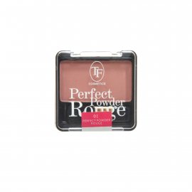 Румяна TRIUMPF Perfection Powder Rouge компактные №01 Розовые лепестки 6г