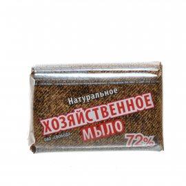 Мыло хозяйственное 72% Натуральное 150г