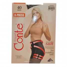 Колготки CONTE X-Press 40 р.3 Mocca