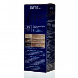 Крем-краска для волос ESTEL LOVE 8/0 Светло-русый