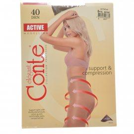 Колготки CONTE Active 40 р.5 Bronz
