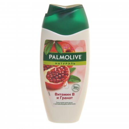 Гель-крем для душа PALMOLIVE Натурэль Витамин В и Гранат с увлажн.молочком 250мл