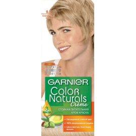 Крем-краска для волос GARNIER COLOR NATURALS стойкая 9.1 Солнечный пляж