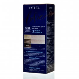 Крем-краска для волос ESTEL LOVE 10/65 Блондин жемчужный