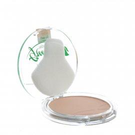 Пудра TRIUMPF Compact Powder Green Tea Компактная №03 Песочный бежевый