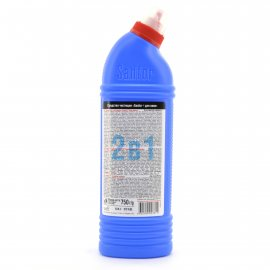 Чистящее средство SANFOR Санитарно-гигиеническое для ванной Альпийская свежесть 750г