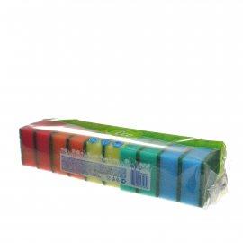 Губка для уборки ECO LINE 10шт Maxi