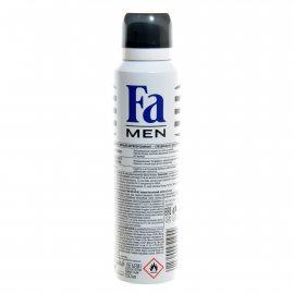 Антиперспирант FA MEN Xtreme мужской спрей Invisible Power 150мл