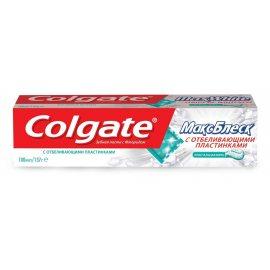 Зубная паста COLGATE Макс Блеск Кристальная мята 100мл
