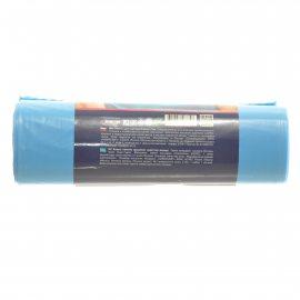 Мешок для мусора Avikomp PRESTIGE 120л 5шт Rubber Flex (тянущиеся) Голубой, рулон