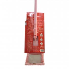 Швабра Home Queen с насадкой из микрофибры Еврокласс