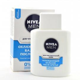 Бальзам после бритья NIVEA Men Охлаждающий для чувствительной кожи 100мл