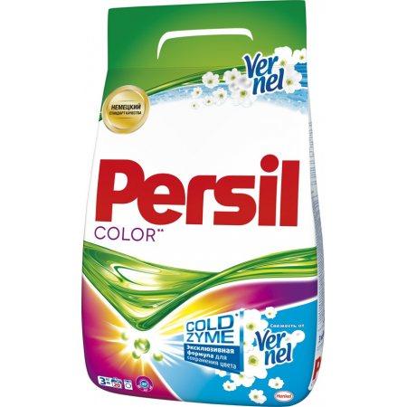 Стиральный порошок PERSIL Автомат Color Свежесть от Vernel 3кг