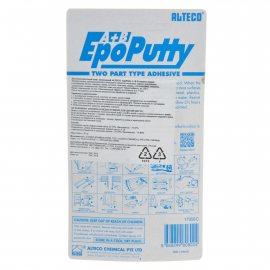 Клей ALTECO эпоксидный двухкомпонентный EpoPutty A+B Холодная сварка 50г