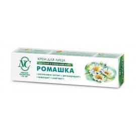 Крем для лица РОМАШКА Питательный для сухой и нормальной 40мл