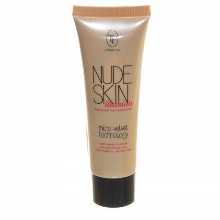 Крем тональный TRIUMPF Nude Skin Illusion Невесомый №106 Розово-Бежевый 40мл