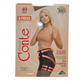 Колготки CONTE X-Press 40 р.3 Natural