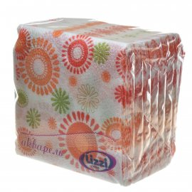 Салфетки бумажные Comfy 70шт 24х24