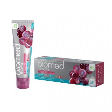 Зубная паста BioMed Сенситив 100мл