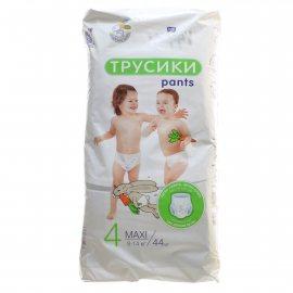 Подгузники-трусики BELLA HAPPY BABY 8-14кг 44шт 4 MAXI,Pants