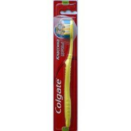 Зубная щетка COLGATE Классика Здоровья Средней жесткости