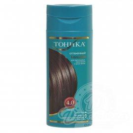 Бальзам оттеночный ТОНИКА 4.0 Шоколад для светло-русых, русых, темно-русых 150мл