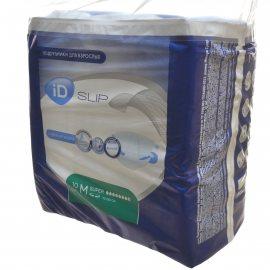 Подгузники для взрослых iD Slip Medium 10шт Super 70-130см