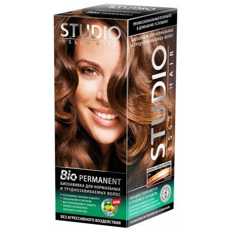 Средство для волос STUDIO Биозавивка для нормальных и труднозавиваемых волос