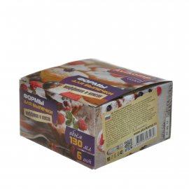 Формочки для выпечки Avikomp CUOCO для маффинов и кексов 130мл 6шт