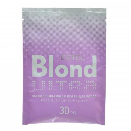 Пудра для волос ESTEL Ultra Blond Обесцвечивающая 30г